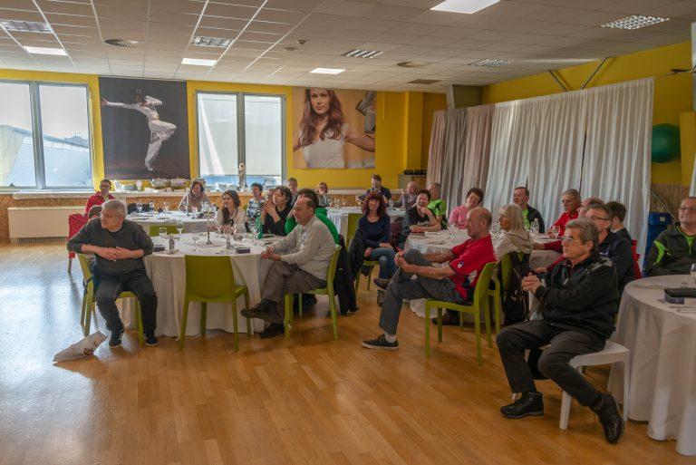Pohod članov in skupščina IŠD Ditra 2021