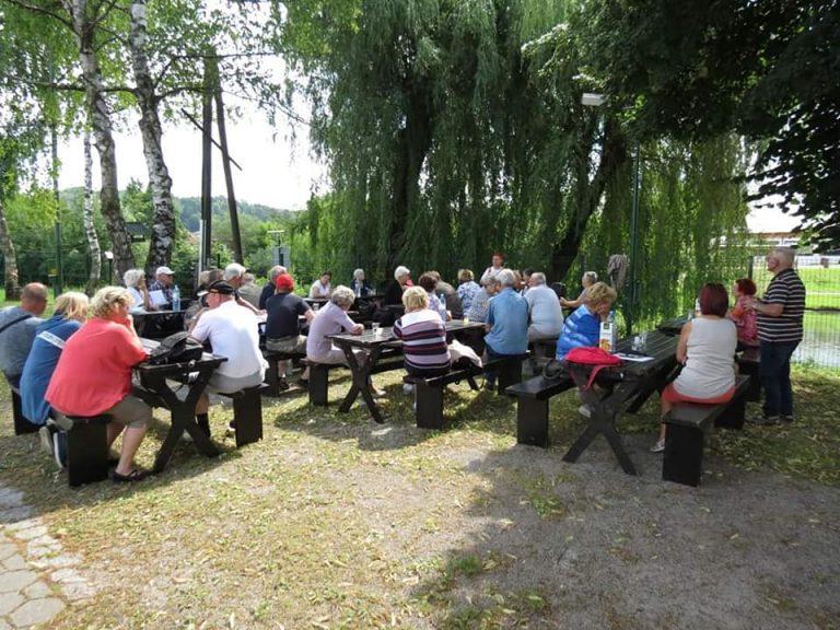 Korona piknik